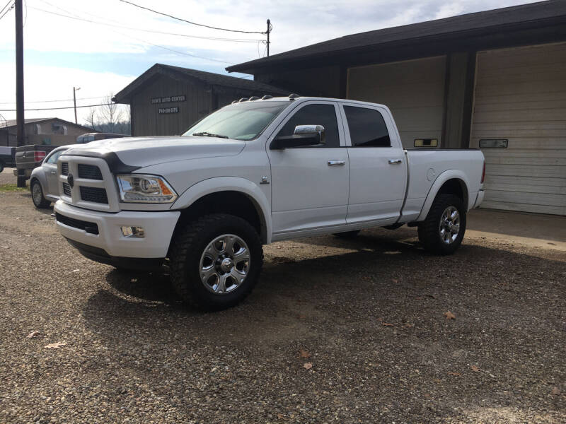 2012 RAM Ram Pickup 2500 for sale at DONS AUTO CENTER in Caldwell OH