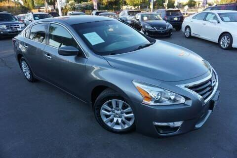 2015 Nissan Altima for sale at Auto Wholesalers Of Rockville in Rockville MD