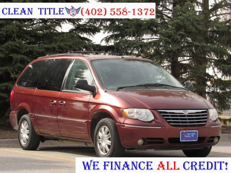 2007 Chrysler Town and Country for sale at NY AUTO SALES in Omaha NE