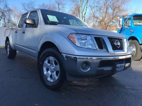 2010 Nissan Frontier for sale at Certified Auto Exchange in Keyport NJ
