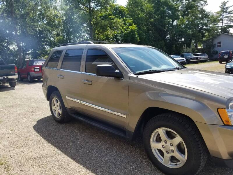 2005 Jeep Grand Cherokee for sale at Action Auto Sales in Parkersburg WV