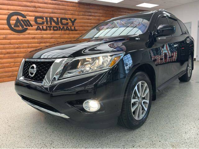 2016 Nissan Pathfinder for sale at Dixie Motors in Fairfield OH