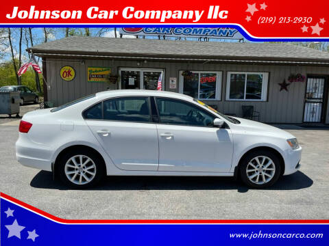 2011 Volkswagen Jetta for sale at Johnson Car Company llc in Crown Point IN