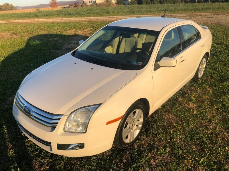 2008 Ford Fusion for sale at Linda Ann's Cars,Truck's & Vans in Mount Pleasant PA