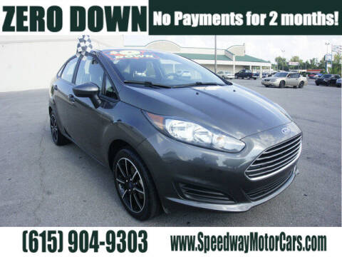 2018 Ford Fiesta for sale at Speedway Motors in Murfreesboro TN