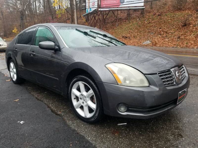 2006 Nissan Maxima for sale at Bloomingdale Auto Group in Bloomingdale NJ