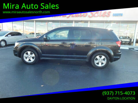 2009 Dodge Journey for sale at Mira Auto Sales in Dayton OH