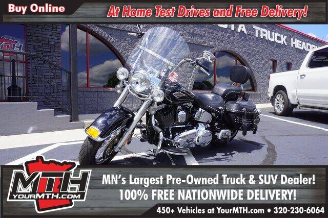 2011 Harley-Davidson Heritage Softail Classic