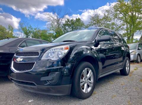 2015 Chevrolet Equinox for sale at Top Line Import of Methuen in Methuen MA