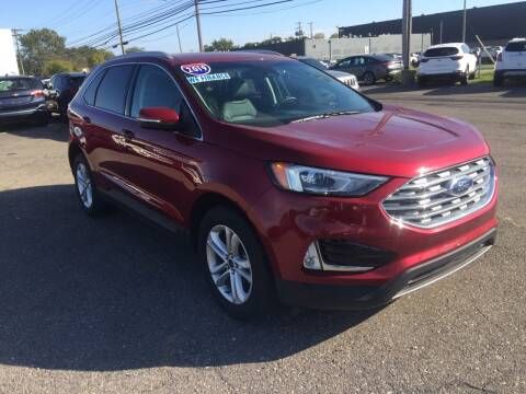 2019 Ford Edge for sale at M-97 Auto Dealer in Roseville MI