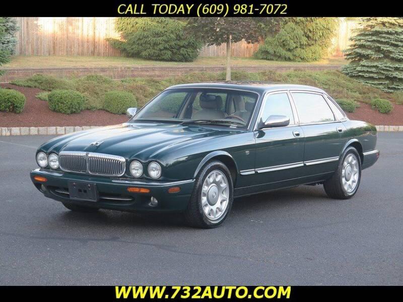 2000 Jaguar XJ-Series Vanden Plas