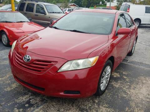 2007 Toyota Camry for sale at Autos by Tom in Largo FL