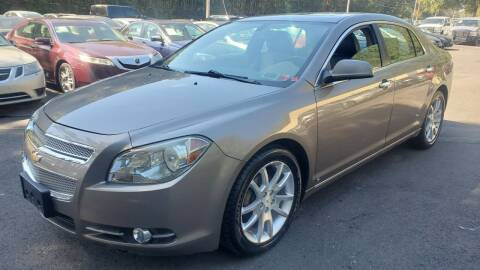 2010 Chevrolet Malibu for sale at GA Auto IMPORTS  LLC in Buford GA