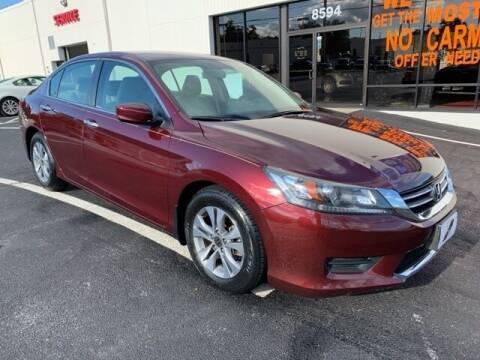 2015 Honda Accord for sale at Hi-Lo Auto Sales in Frederick MD
