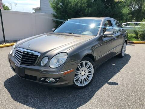 2008 Mercedes-Benz E-Class for sale at Giordano Auto Sales in Hasbrouck Heights NJ