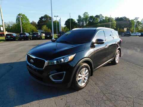 2017 Kia Sorento for sale at Paniagua Auto Mall in Dalton GA