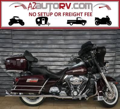 2006 Harley-Davidson Electra Glide for sale at AZautorv.com in Mesa AZ