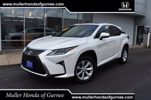 2016 Lexus RX 350 for sale at RDM CAR BUYING EXPERIENCE in Gurnee IL