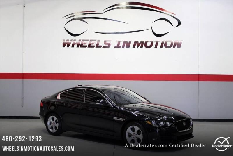 2017 Jaguar XE for sale in Tempe, AZ