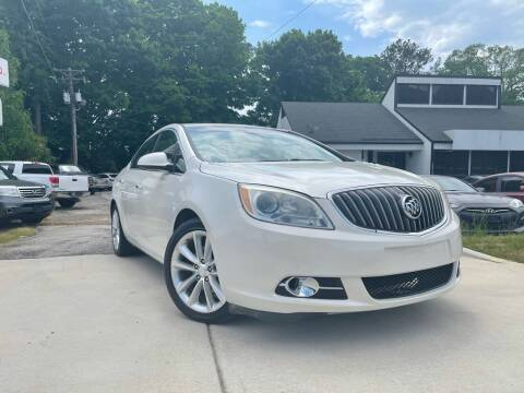 2012 Buick Verano for sale at Alpha Car Land LLC in Snellville GA
