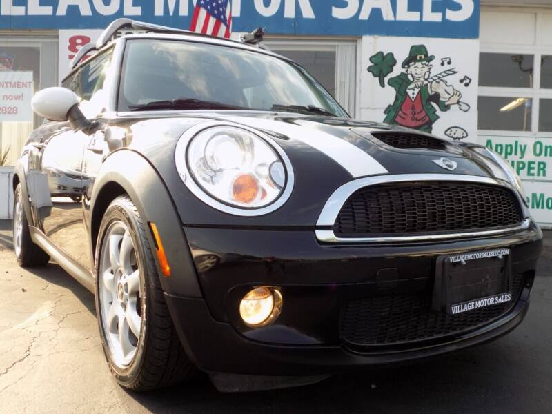 2009 MINI Cooper for sale at Village Motor Sales in Buffalo NY