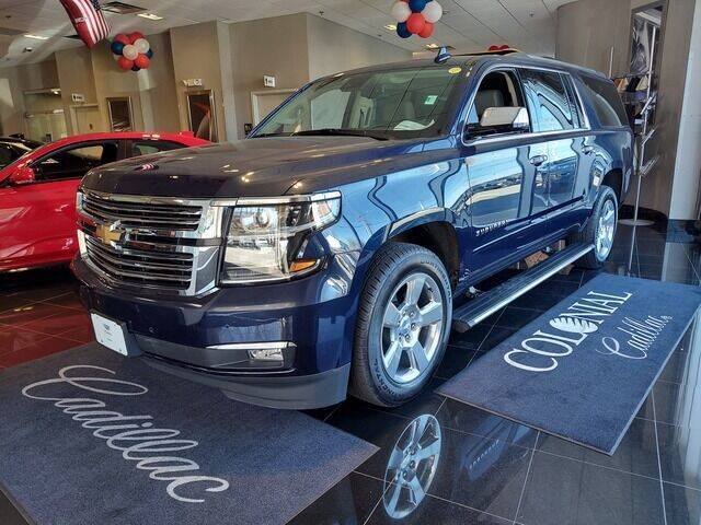 2020 Chevrolet Suburban for sale in Woburn, MA