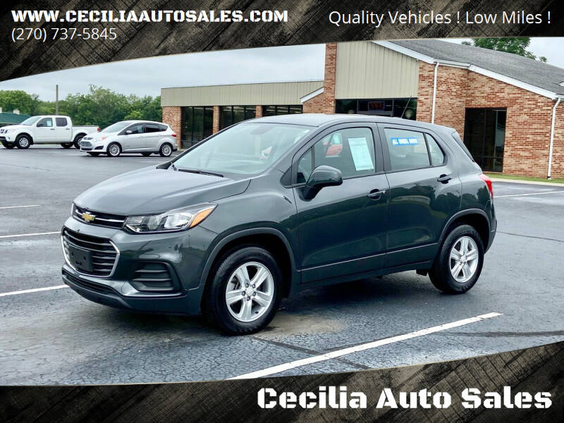 2019 Chevrolet Trax for sale at Cecilia Auto Sales in Elizabethtown KY