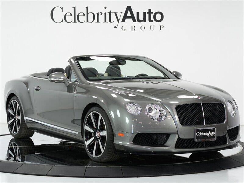2015 Bentley Continental for sale in Sarasota, FL