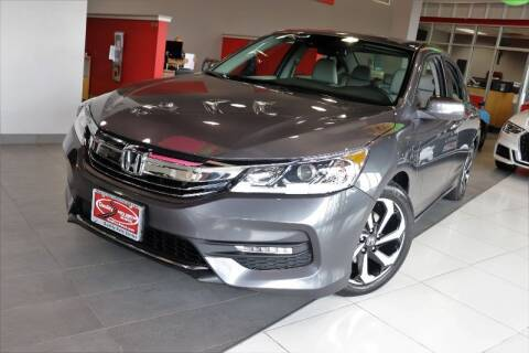 2017 Honda Accord for sale at Quality Auto Center in Springfield NJ