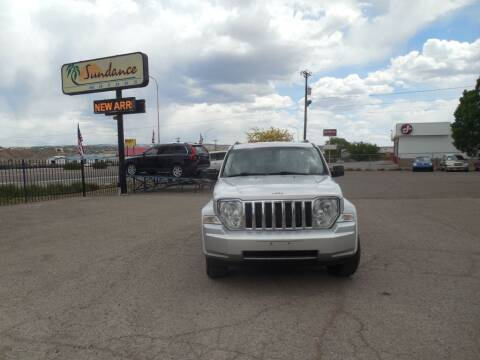 2011 Jeep Liberty for sale at Sundance Motors in Gallup NM