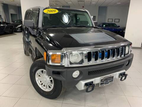 2009 HUMMER H3 for sale at Auto Mall of Springfield in Springfield IL