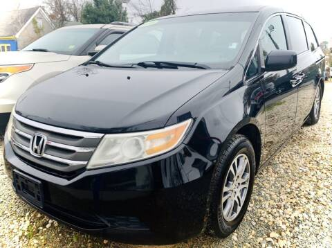 2011 Honda Odyssey for sale at R-D AUTO IMPORTS, Inc in Charlotte NC
