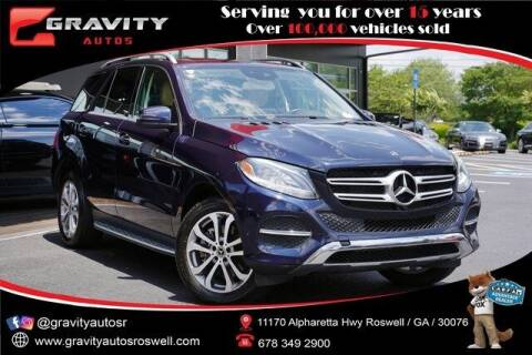 2019 Mercedes-Benz GLE for sale at Gravity Autos Roswell in Roswell GA