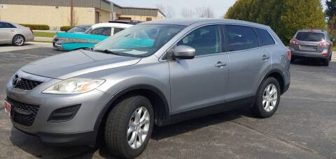 2011 Mazda CX-9 for sale at PEKARSKE AUTOMOTIVE INC in Two Rivers WI