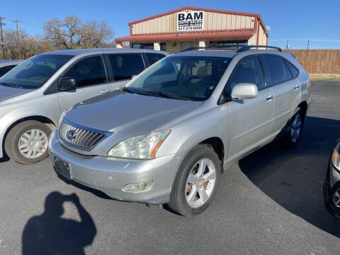 2008 Lexus RX 350 for sale at Bam Auto Sales in Azle TX