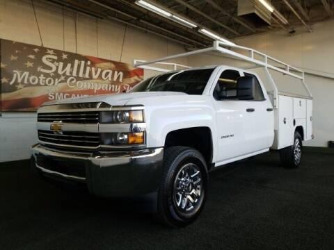 2016 Chevrolet Silverado 2500HD for sale at SULLIVAN MOTOR COMPANY INC. in Mesa AZ