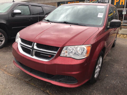 2014 Dodge Grand Caravan for sale at Sonny Gerber Auto Sales in Omaha NE