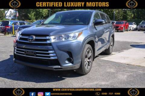 2018 Toyota Highlander for sale at Certified Luxury Motors in Great Neck NY