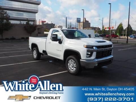2022 Chevrolet Silverado 3500HD for sale at WHITE-ALLEN CHEVROLET in Dayton OH