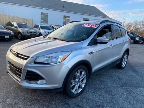 2013 Ford Escape for sale at MBM Auto Sales and Service - MBM Auto Sales/Lot B in Hyannis MA
