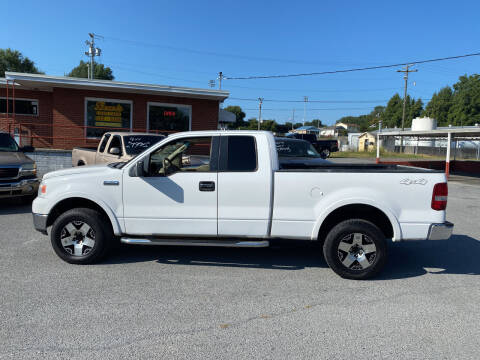 2005 Ford F-150 for sale at Lewis Used Cars in Elizabethton TN