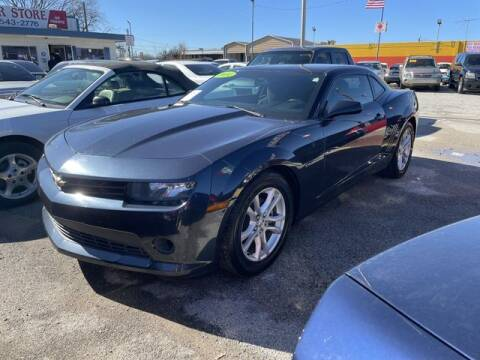 2014 Chevrolet Camaro for sale at The Kar Store in Arlington TX