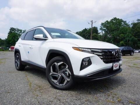 2022 Hyundai Tucson Hybrid for sale at Mirak Hyundai in Arlington MA