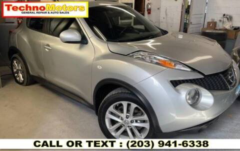 2014 Nissan JUKE for sale at Techno Motors in Danbury CT