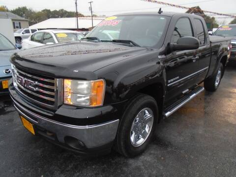 2010 GMC Sierra 1500 for sale at River City Auto Sales in Cottage Hills IL