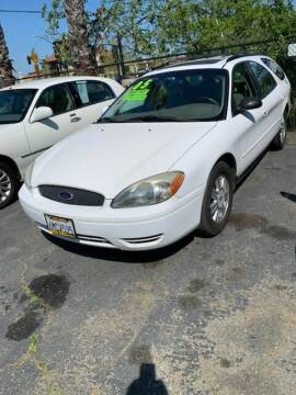 2005 Ford Taurus for sale at Contra Costa Auto Sales in Oakley CA
