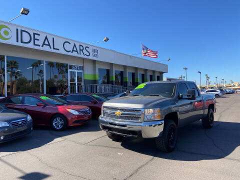 2013 Chevrolet Silverado 1500 for sale at Ideal Cars in Mesa AZ