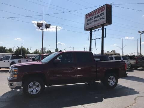 2015 Chevrolet Silverado 1500 for sale at United Auto Sales in Oklahoma City OK