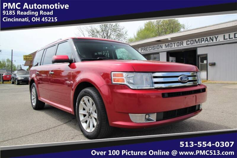 2012 Ford Flex for sale at PMC Automotive in Cincinnati OH