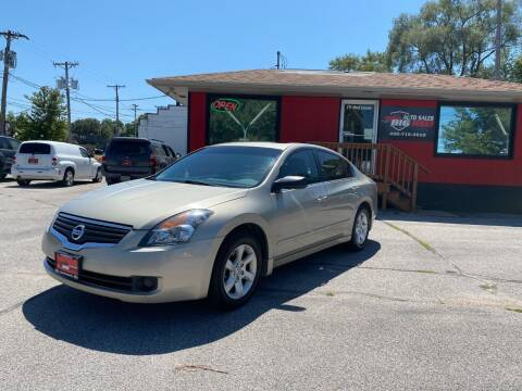 2009 Nissan Altima for sale at Big Red Auto Sales in Papillion NE